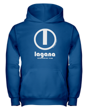 Lagana Authentic Circle Vibe Youth Hoodie