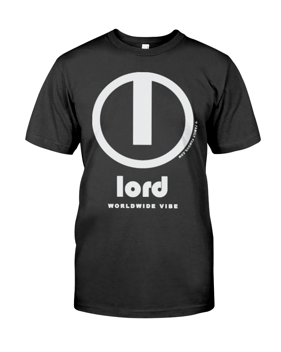Lord Authentic Circle Vibe Tee