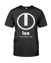 Lux Authentic Circle Vibe Tee