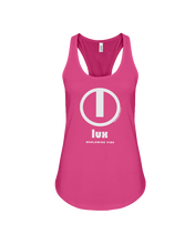 Lux Authentic Circle Vibe Racerback Tank