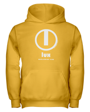 Lux Authentic Circle Vibe Youth Hoodie