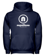 Napolitano Authentic Circle Vibe Youth Hoodie