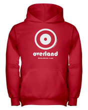 Overland Authentic Circle Vibe Youth Hoodie