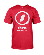 Shea Authentic Circle Vibe Tee