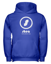 Shea Authentic Circle Vibe Youth Hoodie