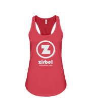 Zirbel Authentic Circle Vibe Racerback Tank