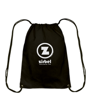 Zirbel Authentic Circle Vibe Cotton Drawstring Backpack