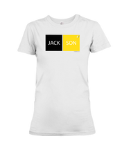 Jackson Dubblock BG Ladies Tee