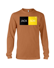 Jackson Dubblock BG Long Sleeve Tee