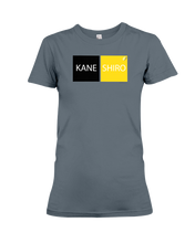 Kaneshiro Dubblock BG Ladies Tee