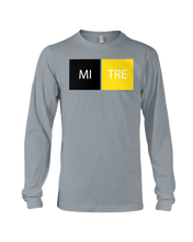 Mitre Dubblock BG Long Sleeve Tee