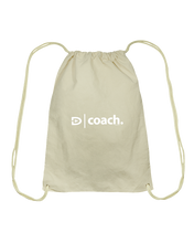 Digster Coach Position 01 Cotton Drawstring Backpack