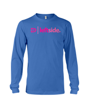 Digster Leftside Position 01 Long Sleeve Tee