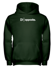 Digster Opposite Position 01 Youth Hoodie