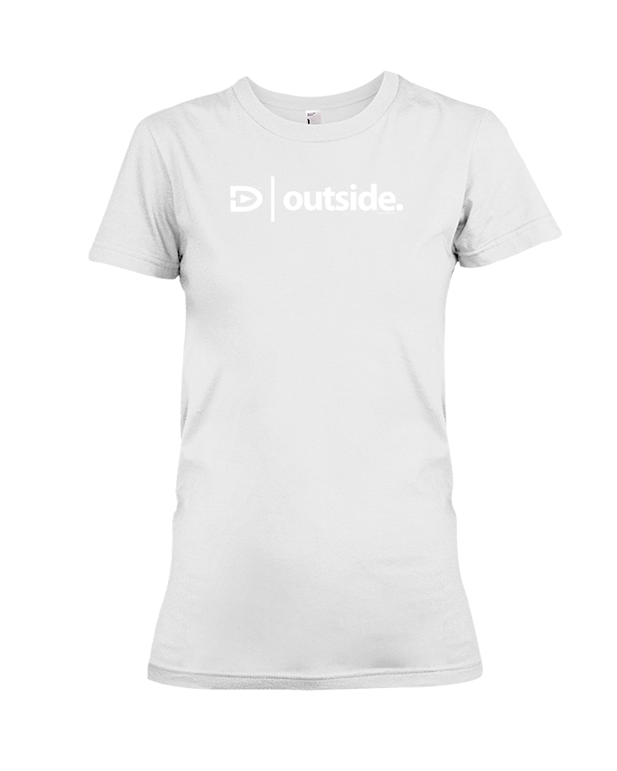 Digster Outside Position 01 Ladies Tee