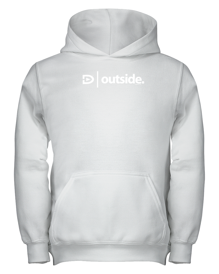 Digster Outside Position 01 Youth Hoodie
