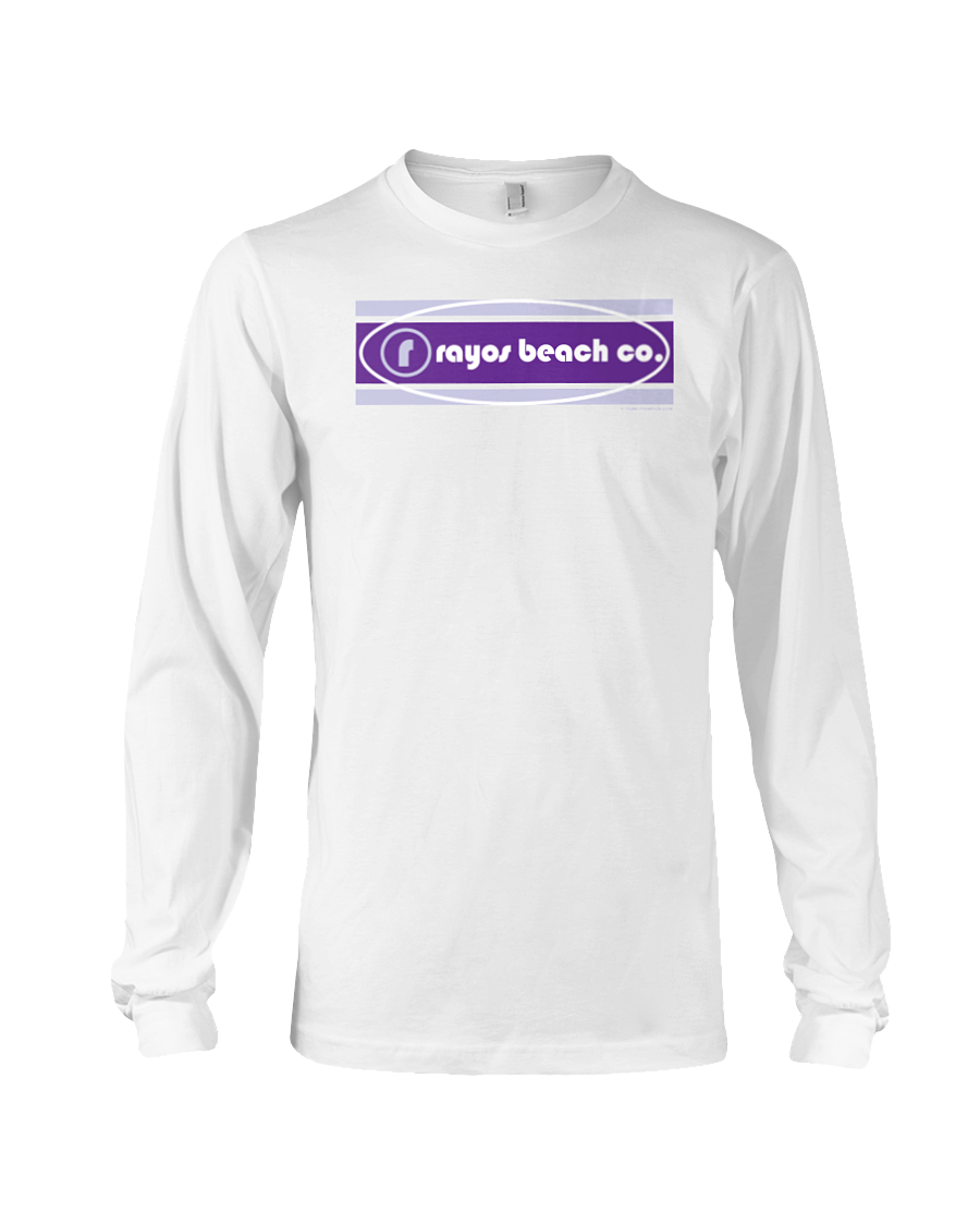 Rayos Beach Co Long Sleeve Tee