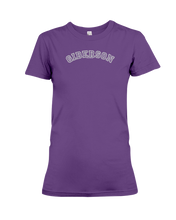 Family Famous Giberson Carch Ladies Tee