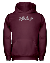 Gray Carch Youth Hoodie