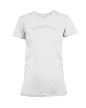 Kazakoff Carch Ladies Tee