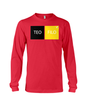 Teofilo Dubblock BG Long Sleeve Tee