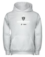 AVL Cabrillo Beach 03 Wht Youth Hoodie