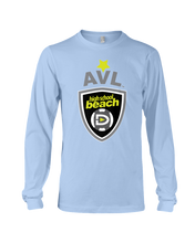 AVL High School Logo BL Long Sleeve Tee
