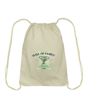 Altadena Hall of Family 01 Cotton Drawstring Backpack