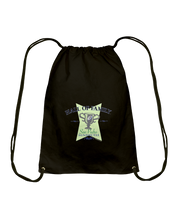 San Pedro Hall of Family 01 Cotton Drawstring Backpack