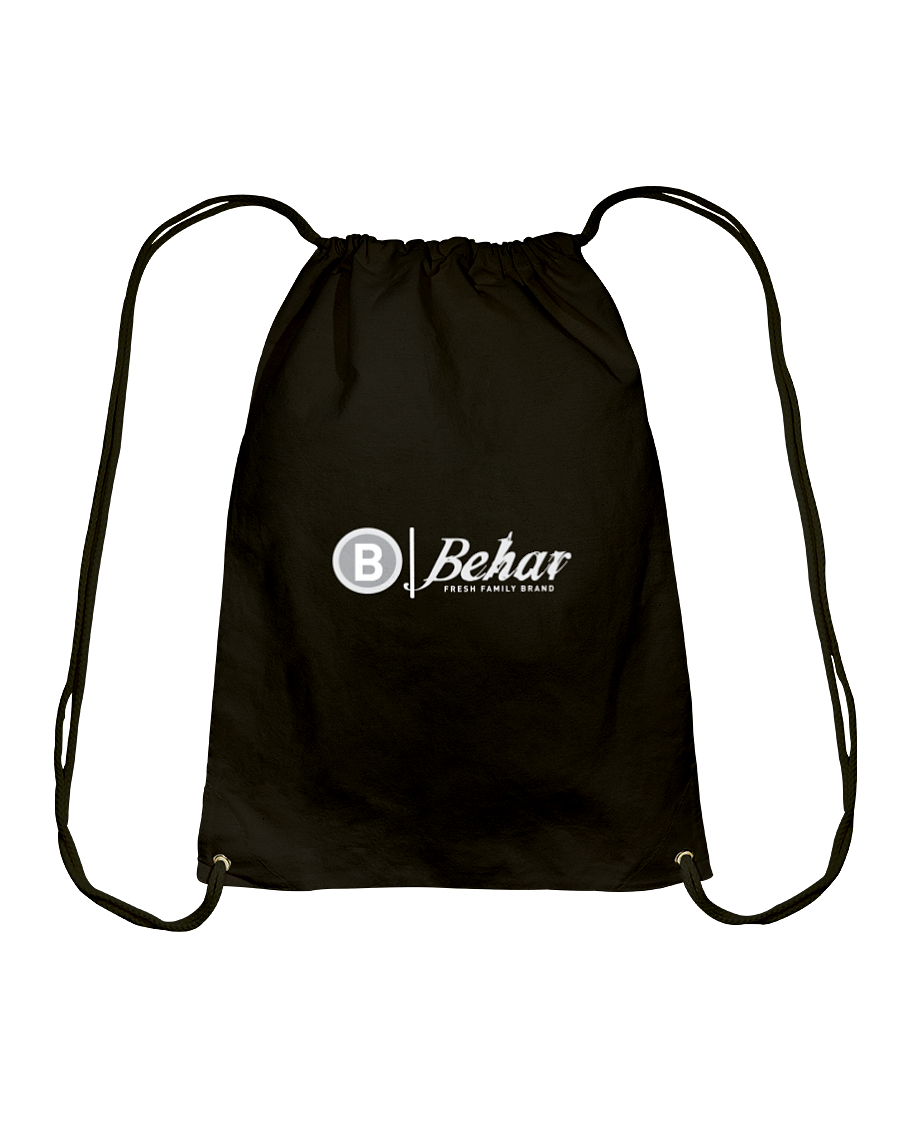 Behar Sketchsig Cotton Drawstring Backpack