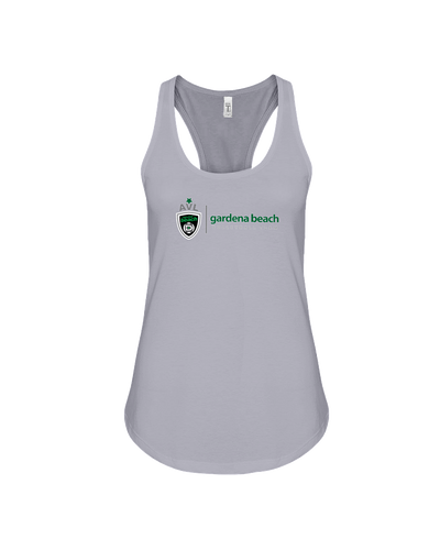 Gardena Beach AVL High School Racerback Tank