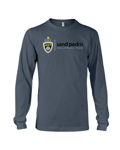 Sand Pedro AVL High School Long Sleeve Tee