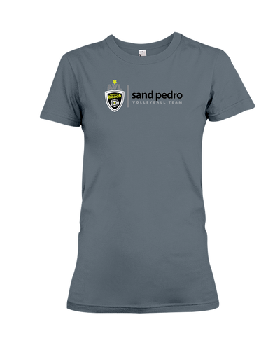 Sand Pedro AVL High School Ladies Tee