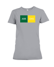 Arroyo Dubblock GG Ladies Tee