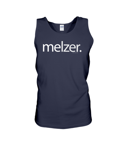 Melzer Letter Cotton Tank