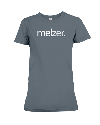 Melzer Letter Ladies Tee