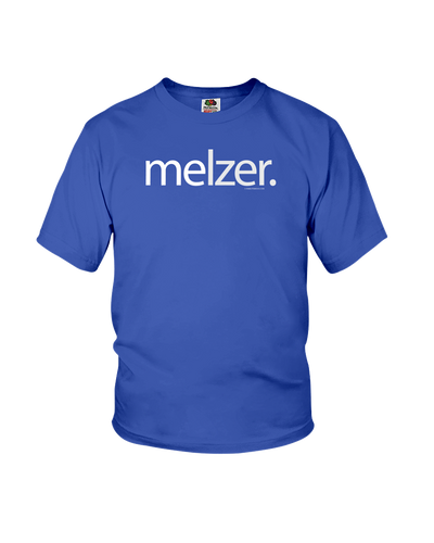 Melzer Letter Youth Tee
