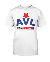 AVL Digster Beach Volleyball Logo Tee