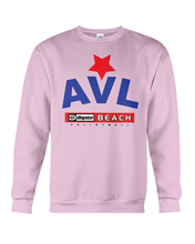 AVL Digster Beach Volleyball Logo Sweatshirt