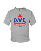 AVL Digster Atlantic City Shoreliners Youth Tee