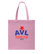 AVL Digster Atlantic City Shoreliners Canvas Shopping Tote