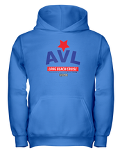 AVL Digster Long Beach Cruise Youth Hoodie