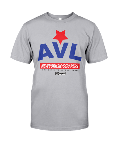 AVL Digster New York Skyscrapers Tee