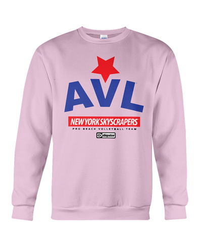 AVL Digster New York Skyscrapers Sweatshirt