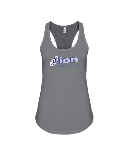 ION Sports Network Flowy Racerback Tank