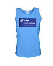 Action Behar Memes Cotton Tank