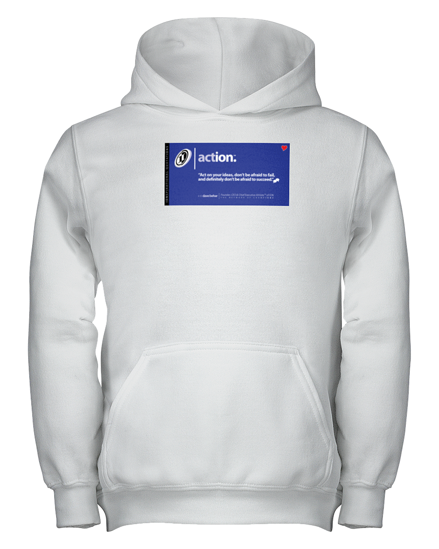Action Behar Memes Youth Hoodie