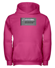 Admiration Behar Memes Youth Hoodie