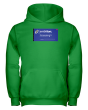 Ambition Behar Memes Youth Hoodie