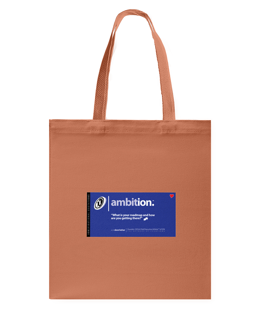 Ambition Behar Memes Canvas Shopping Tote